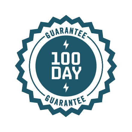 100 Day Guarantee Icon